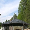 Прямоугольная кладка дом, гараж и баня